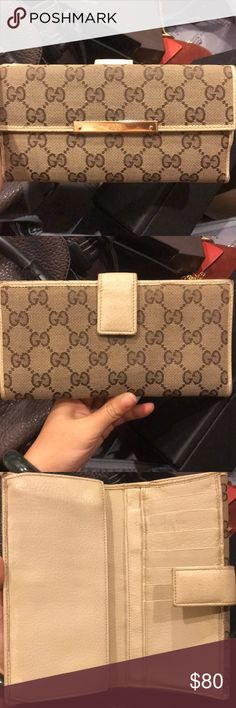 Gucci wallet Show as pictures,100% authentic.missing box and dust bag. Gucci Bags Wallets