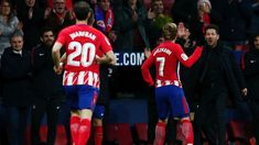 Griezmann hits four as Atleti rout Leganes; Valencia close on Real Madrid