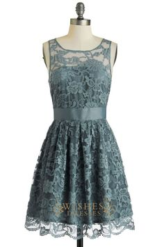 This bridesmaid dress is ultimately flattering for any affair! Features a lace illusion sheer straps . Knee length skirt with sash at waist finishes off the look. Neckline:Square Length:Knee length De