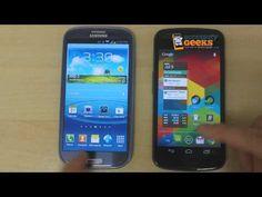 AccessoryGeeks Samsung Galaxy S III vs Galaxy Nexus: Touchwiz vs Jellybean