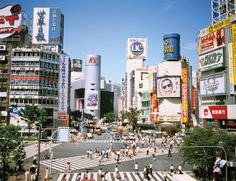 2 and a half years living in Tokyo. My brother was born there. :) I love Japan!!