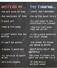 """As parents, you've probably heard the words """"growth mindset"""" a lot lately. At CAI, we work to develop a growth mindset in students. We talk about it in the classroom and have shared videos and. Coping Skills, Social Skills, Life Skills, Social Work, Kids And Parenting, Parenting Tips, Peaceful Parenting, Education Positive, Primary Education"""