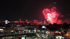 Fireworks Over Fenway