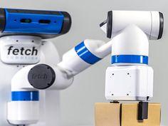 Робоуборщики: найдут все, обучатся всему http://webnews39.ru/robouborshhiki-naydut-vse-obuchatsya-vsemu/  Fetch Robotics сейчас производит складских роботов, которые помогают клиентам укладывать грузы иубирать наскладе. Компания также производит программное обеспечение для этих