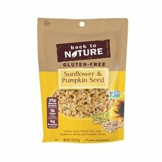 Back To Nature Sunflower & Pumpkin Seed Granola (6x11 OZ)