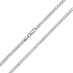 GENUINE SOLID 925 STERLING SILVER TWISTED SINGAPORE CHAIN NECKLACE - 3mm Guage - 36inch HaPZMoCYWK
