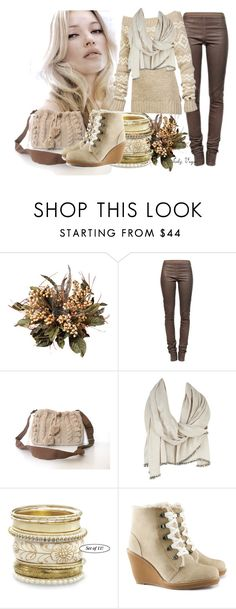"""Fall!!"" by lilyvega-p ❤ liked on Polyvore featuring Valisere, Nearly Natural, Rick Owens, LolÃ«, Coast and H&M"