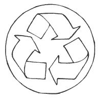 Recycle » Coloring Pages » Surfnetkids