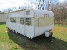 1977 Go-Tag-Along Vintage Camper $2200