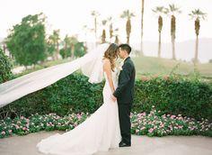 Wedding at the JW Desert Springs Marriott
