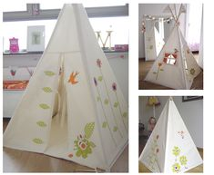 Cute Kids Teepee for Cool Girls and Boys Playrooms | Kidsomania