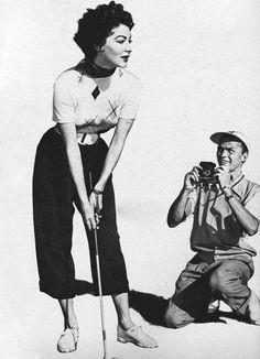 Frank Sinatra and Ava Gardner, 1952