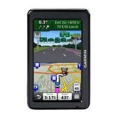"Garmin nüvi 2455LT - Automotive GPS receiver - 4.3"" colour - 480 x 272 - widescreen"