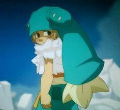 Don't be so sad Yugo ;-;