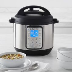 Buy a top rated Instant Pot from Williams Sonoma. Our collection of Instant Pot pressure cookers, including the Instant Pot Duo 6 Quart & Instant Pot will make cooking every meal simply and easy! Instant Pot, Electric Pressure Cooker, Pressure Cooking, Maisie Williams, Williams Sonoma, Rice Cooker, Slow Cooker, Making Yogurt, Yogurt Maker