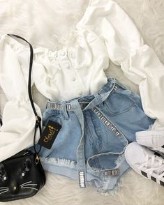 Twin Outfits, Tumblr Outfits, Teen Fashion Outfits, Teenager Outfits, Tween Fashion, Trendy Summer Outfits, Cute Casual Outfits, Edgy Outfits, Instagram Outfits