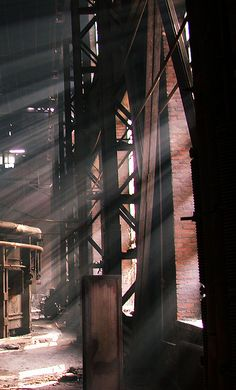 Abandoned Factory in China. [Jan. 2004] by Sonya >> 搜你丫, via Flickr