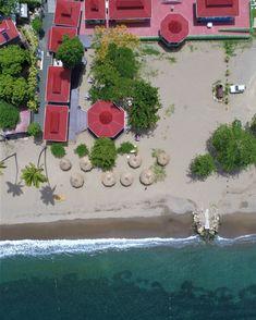 📍 Soufriere Beach Park #SaintLucia #LetHerInspireYou
