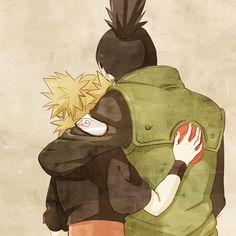My second favorite couple in Naruto, Shikamaru and Temari! My first favorite couple is Naruto and Hinata. :D