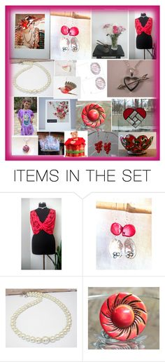 """""""Lovely"""" by jewelrybyirina ❤ liked on Polyvore featuring art, integrityTT and SpecialT"""