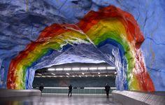 Las más bellas estaciones de Metro de Europa