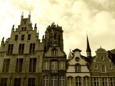Mechelen in Belgium