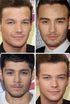 One Direction Face Swap: the whole time looking at that I was like isn't there five members then bam Harry!!! I was like oh damn I'm sorry Harry. But I guess it just shows that I'm not one of those girls that are only in it for Harry cause I'm pretty sure those girls would notice it right off.