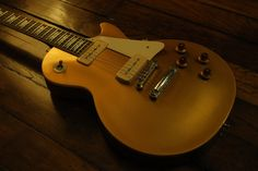 1956 Gibson Gold Top Reissue