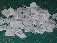 Chasing My Star: Make Your Own Custom Sew-in Labels