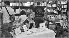 Feria internacional del libro, en la Librería Francesa