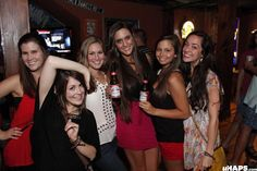 #FlashbackFriday to the #Budweiser National Happy Hour Bar Crawl on 4/5/12!! #Beer #AthensGA #Georgia #BeerLovesYou