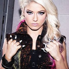 What a Goddess!!! @alexa_bliss_wwe_ • • • #alexabliss #finnbalor #samizayn #beckylynch #nxt #wwe #sdlive #smackdown #wrestling #likes #smile #briebella #womenswrestling #bliss #wwenxt #smackdownlive #deanambrose #romanreigns #ajstyles #champion #blissful #fierce #kevinowens #cesaro #nikkibella #sethrollins #sashabanks #raw
