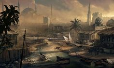 Constantinople - Characters & Art - Assassin's Creed: Revelations