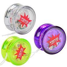 Simba - Yo-Yo Light-Up, sortiert Light Up, Yo Yo, Clearance Toys, Lawn And Garden