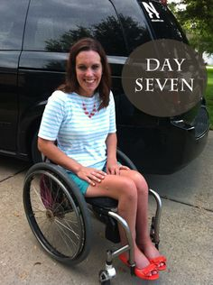 Wheelchair Style, Wheelchair Fashion. Cute outfits, awesome blog. BIP, multiple triggers beware.