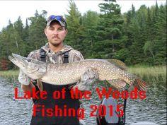 Canadian Fishing Trip 2015 - YouTube