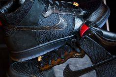 on sale 109d8 e6eda Nike x Mighty Crown Dunk High Premium