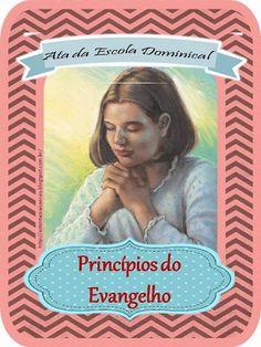 As Tontas Vão Ao Céu: Escola Dominical - Ata da Classe Princípios do Evangelho Corrigida