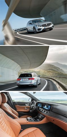 Mercedes-Benz combines trendsetting technology and a compelling space concept in its most intelligent estate so far.