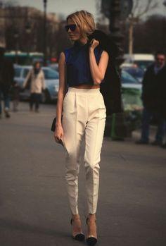 Стильные брюки-багги 2017: 40 сногсшибательных вариантов | Golbis
