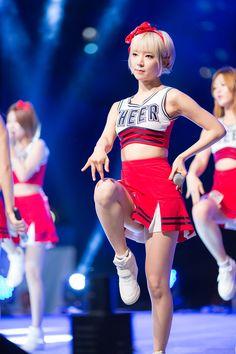 AOA Choa 코리아의 섹시  연예인