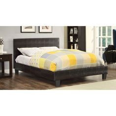 Hokku Designs Assanta Platform Bed