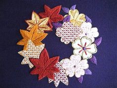 Japanese needle work