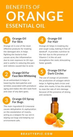 Surprising Uses and Benefits of Orange Essential Oil You've Never Heard Of
