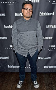 Michael Peña - Toronto International Film Festival 2015 - EW's Must List Party