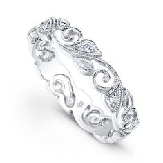 Beverley K Diamond Eternity Ring #142