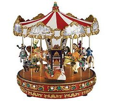 Mr. Christmas The Carousel