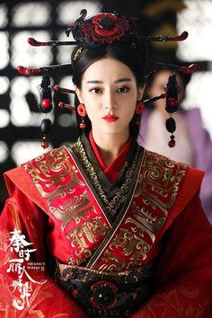 The King's Woman《丽姬传》 - Dilraba Dilmurat, Zhang Bin Bin Oriental Fashion, Asian Fashion, Geisha, Kimono, Sapporo, China Girl, Chinese Clothing, Yokohama, Chinese Culture