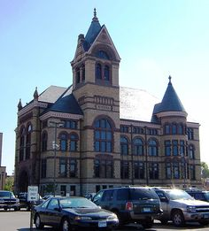 Winona, MN Winona County Courthouse by army.arch, via Flickr