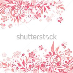 arabescos rosa png - Pesquisa Google